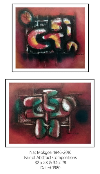 Pair Of Abstracts