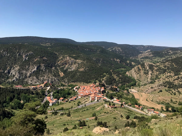 NDLSS Adventures: Ultralight Bikepacking in Rural Spain