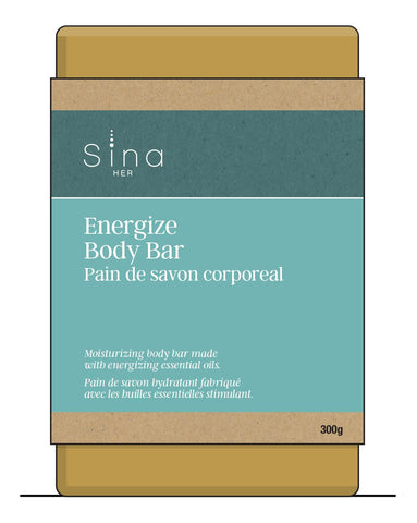 Essential Oils Body Bar to Boost Energy and Fight Fatigue