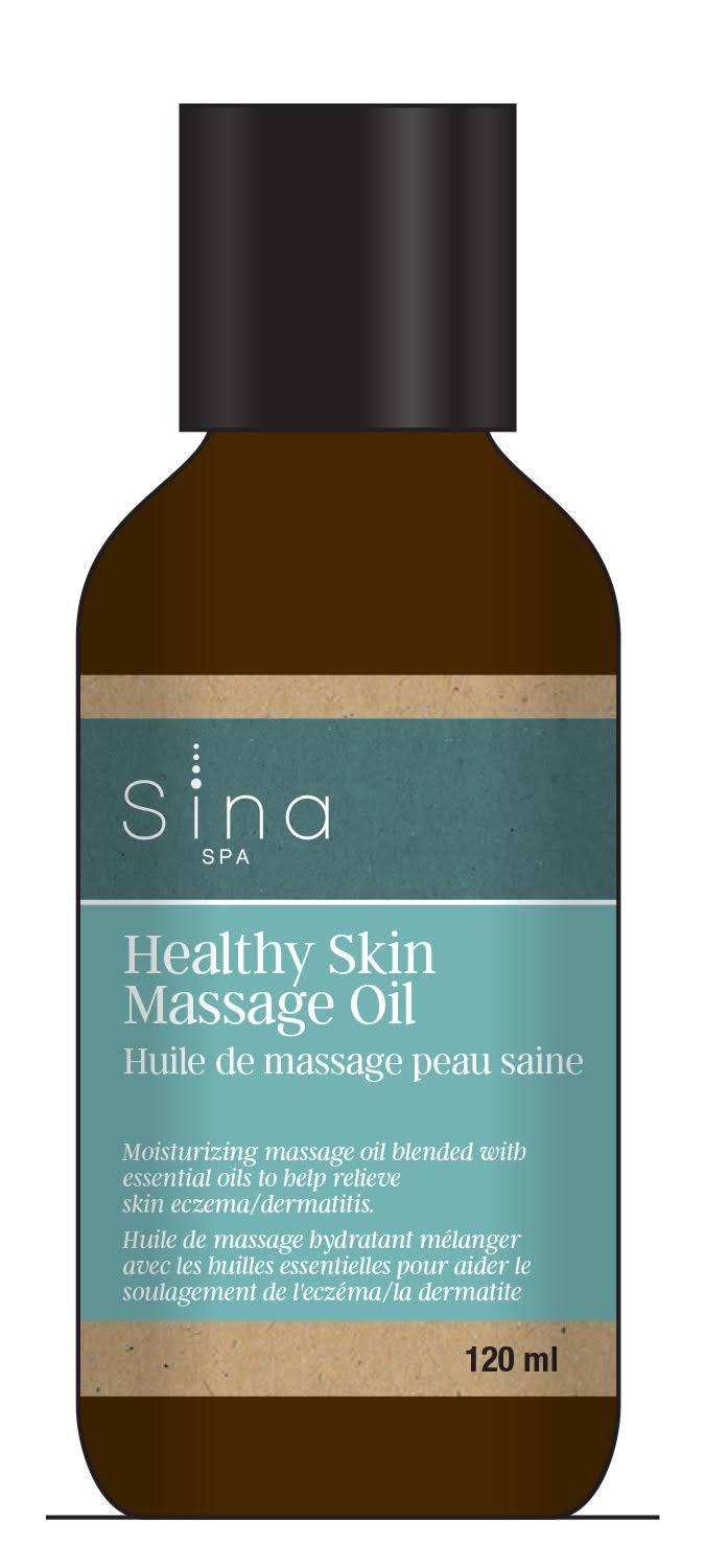 Healthy Skin Massage Oil (1 x 120 ml)