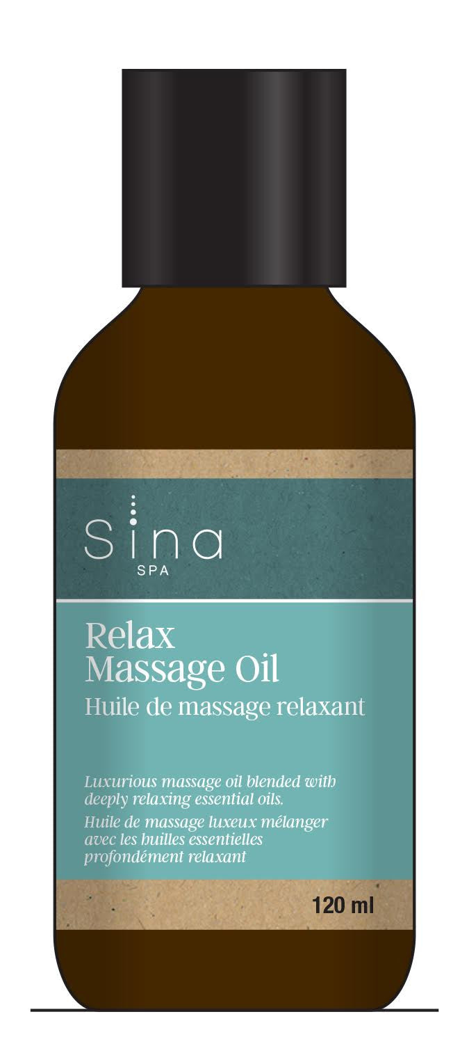 Relax Massage Oil (1 x 120 ml)