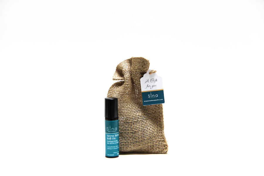 Stress Relief Roll-on Gift Bag