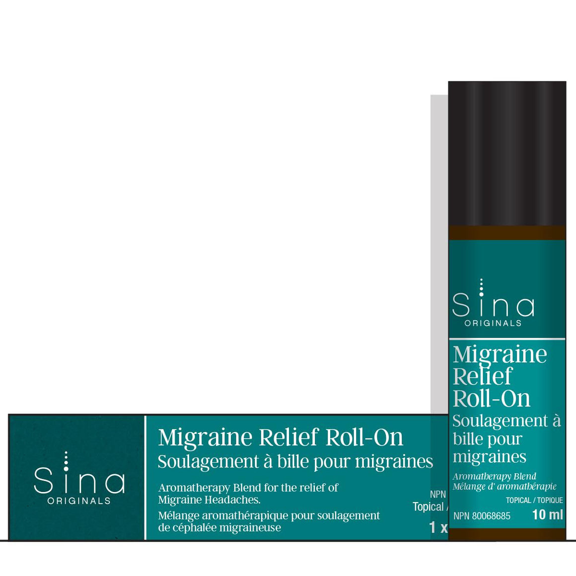 Migraine Relief (1 x 10 ml)