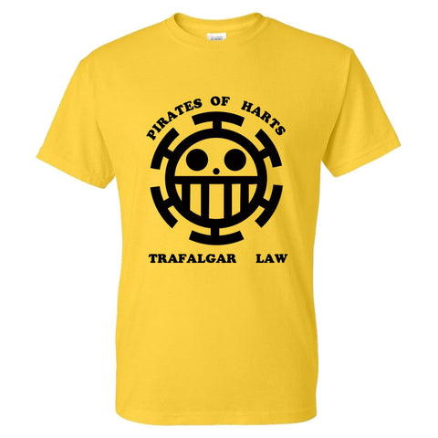 Tee shirt One Piece logo Trafalgar