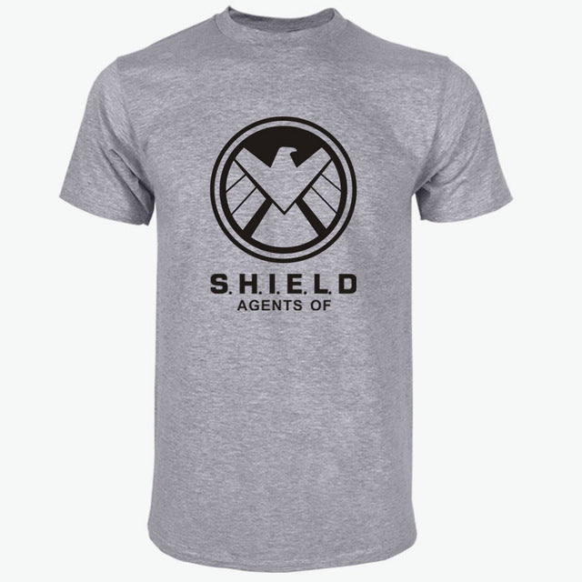 Tee shirt logo du Shield v2