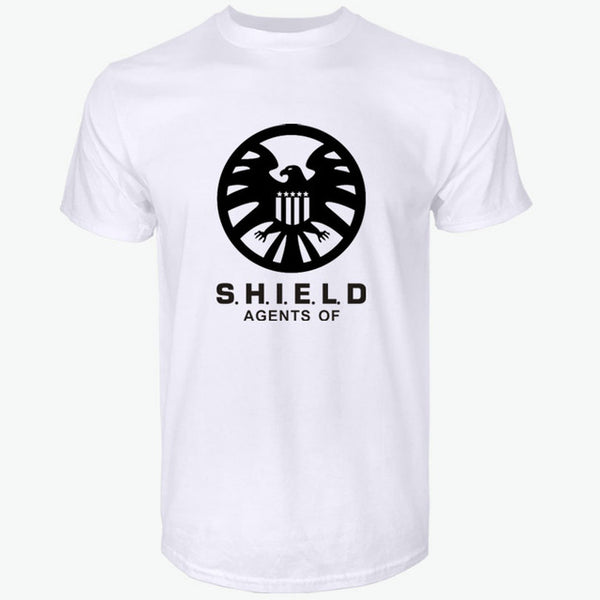 Tee shirt logo du Shield
