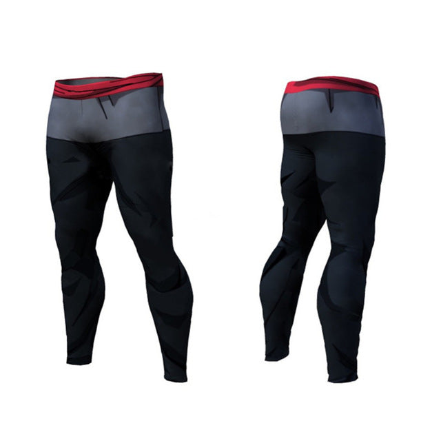 Leggings fitness Goku Black