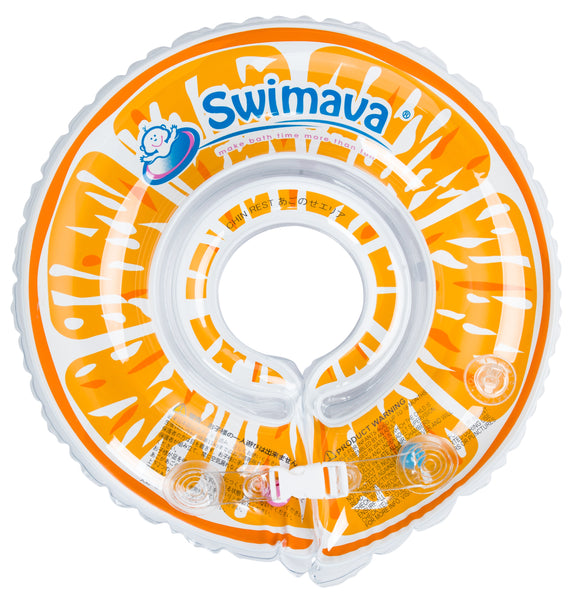 Swimava Starter Ring - Orange Design