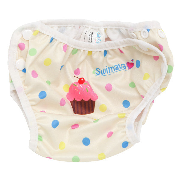 Swimava Baby Swim Diaper - Ice Cream Design