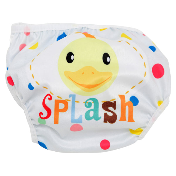 Swimava Baby Swim Diaper - Blue Duckie Design