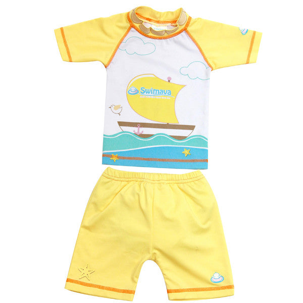 Swimava Unisex Sun Suit
