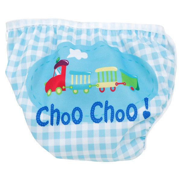 Swimava Baby Swim Diaper - Train Design