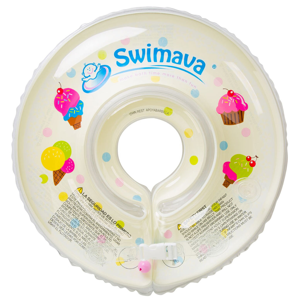Swimava Starter Ring - Ice Cream Design