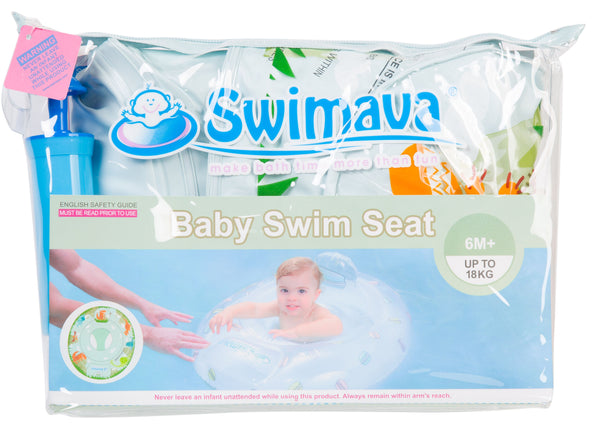Swimava Swim Seat - Mesozoic Design