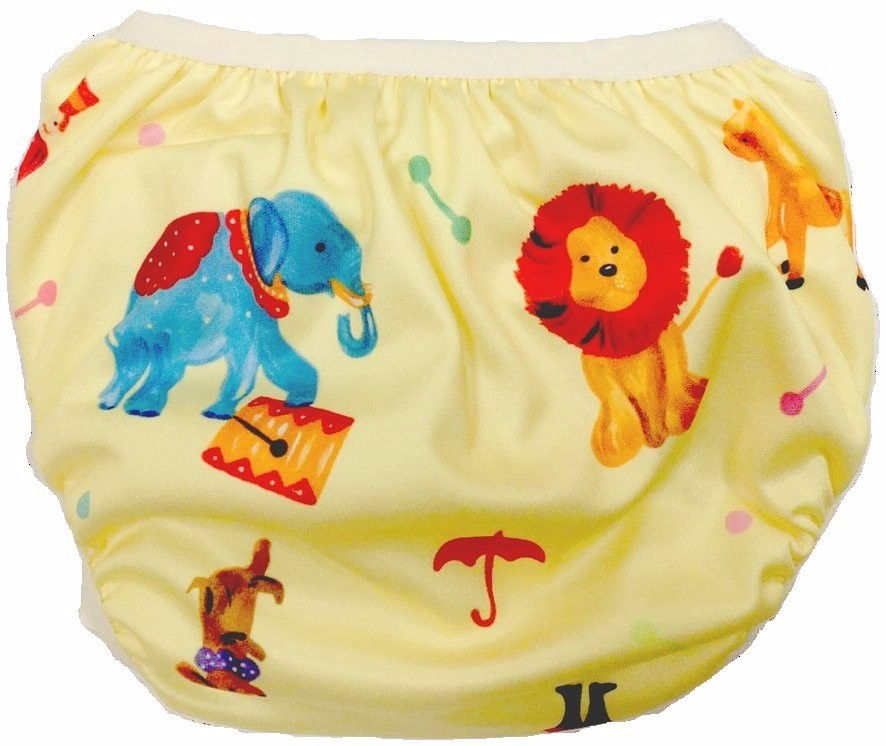 Swimava Baby Swim Diaper - Circus Design