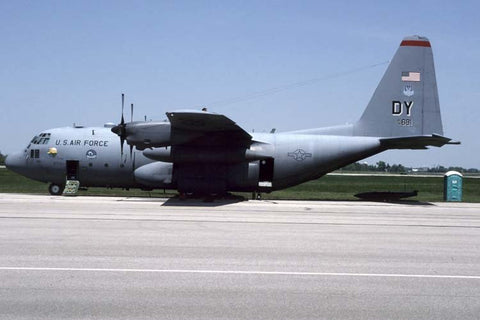 C-130H 74-1691/DY USAF/39thAS,7thWG at Ramstein AB May-96