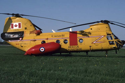 CH-113 11315 Canadian AF May-96