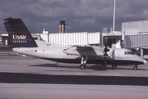 DHC.8-100 C-GTAF US Air Express Dec-92