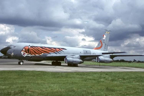 KC-135E 57-1507 USAF/141stARS, NJ ANG at RAF Fairford Jul-98