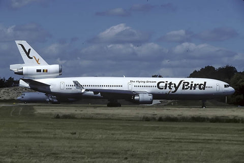 MD-11 N280WA City Bird Sep-97
