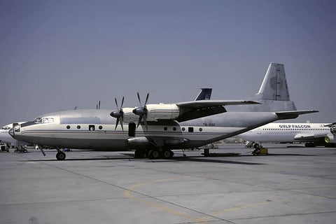 An-12 TN-AGC Air Atlantis Jan-00 - no titles
