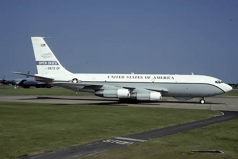 OC-135B 61-2670/OF 45thRS,55thWG (ACC) May-99
