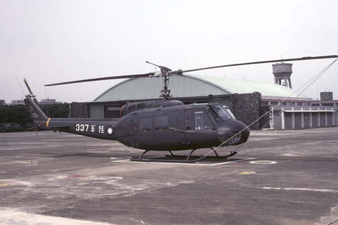 UH-1H 337 Rep of China AF Aug-96