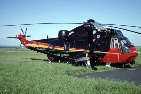 Sea King Mk.48 RS-05 Belgian AF/40Sqdn May-04