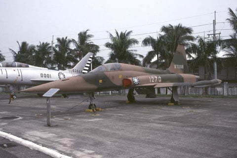 F-5A 1270/69-7098 Rep of China AF Oct-96