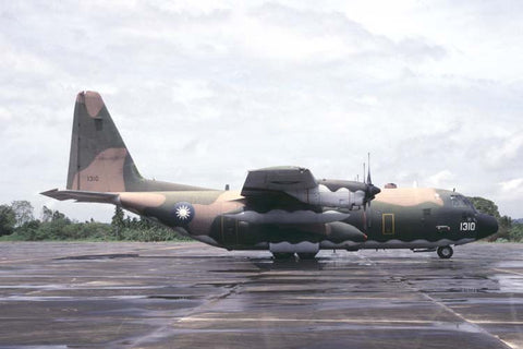 C-130H 1310/85-0022 Rep of China AF/6thTEWW Aug-96