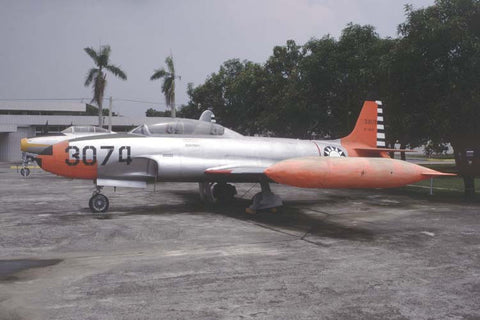 T-33A 3074/57-0634 Rep of China AF Aug-96