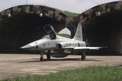 F-5E 5284/80-0305 Rep of China AF/7thTFW Aug-96