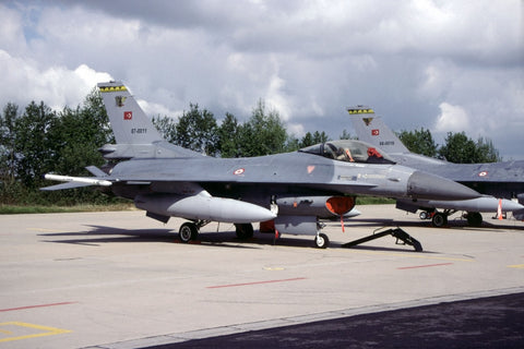 F-16C 87-0011 Turkish AF/143Sqdn May-05