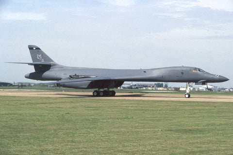 B-1B 83-0065/DY USAF/9thBS,7thWG (ACC) Jun-97 - marked '7WG'