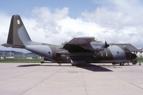 C-130H MM61995/46-09 Italian AF/46Abt May-01