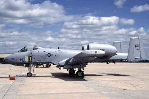 A-10A 79-0164/KC USAF/303rd TFS,442ndFW (AFRC) May-01