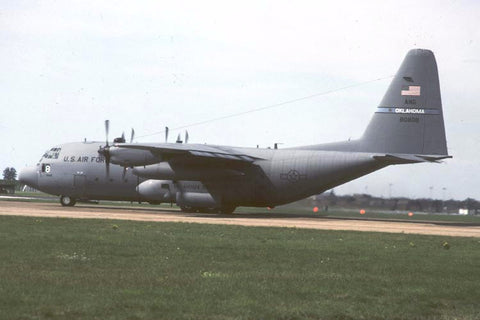 C-130H 78-0808 USAF/185AS,137thAW (Ga ANG) Sep-99