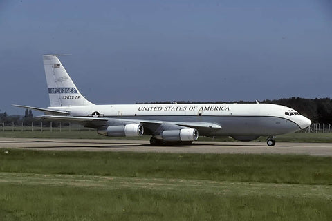OC-135B 61-2672/OF 45thRS,55thWG (ACC) Jun-98