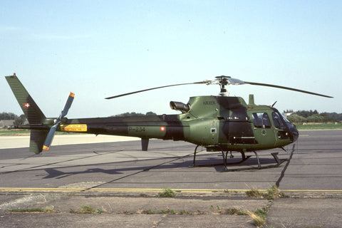 AS.550C P-234 Danish Army Sep-99