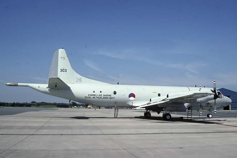 P-3C 303 Netherlands Navy/MARPAT Jun-03 - pre-delivery German Navy!