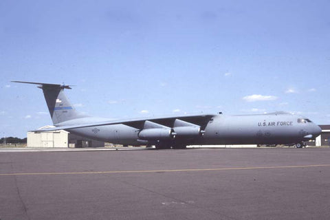 C-141B 67-0010 USAF/305thAMW (AMC) Jul-99