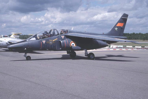 Alphajet E173/314-LH French AF/EAC 00.314 Jul-00