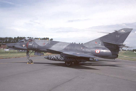 Etendard IVP 114 French Navy/16F Jul-96 - tiger tanks!