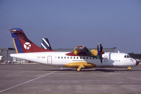 ATR.42-300 OY-CIR Octavia Airlines Sep-99