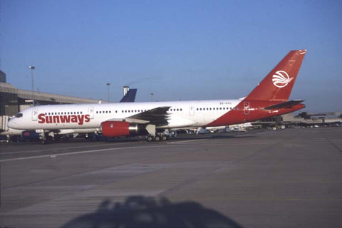 B.757-200 SE-DSL Sunways Airlines no date