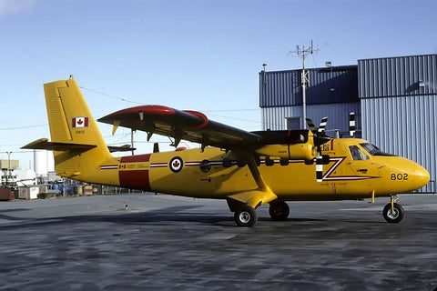 CC-138 Twin Otter 13802 Canadian AF Oct-99