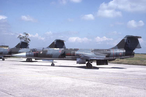 F-104S MM6822/9-30 Italian AF/9Stormo May-98