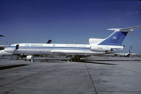 Tu-154B UR-85546 Air Somalia Feb-01