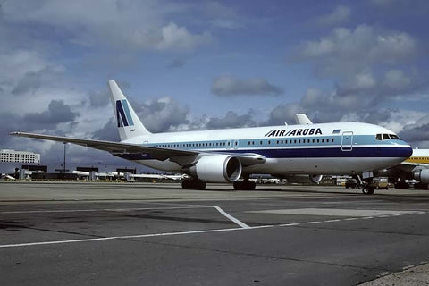 B.767-300ER (no reg) Air Aruba May-92