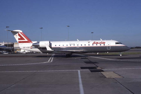 CRJ.100-LR OE-LRC Lauda Air Jun-95
